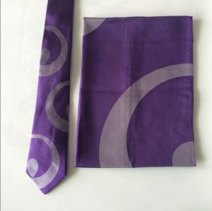 Silk Neckties with Matched Lady Scarves pictures & photos