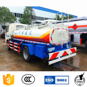 Casc Fuel Tank Truck with Dispensing pictures & photos