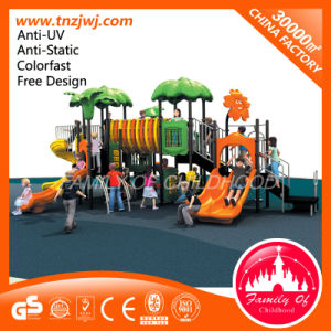 Amusement Park Facilities Kids Plastic Outdoor Playground Equipment pictures & photos