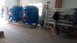 Big Capacity 50tph RO Reverse Osmosis System Water Treatment Equipment pictures & photos
