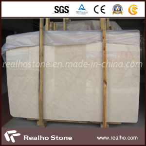 Polished Royal Botticino Marble Stone Tile for Wall, Floor