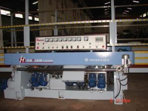 8 Heads Glass Straight Line Edging / Edger Machine pictures & photos