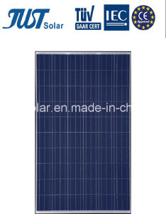 260W Poly PV Solar Panel Solar Module in Shanghai pictures & photos