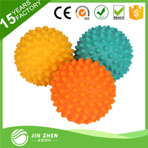 9cm Spiky Trigger Point Fitness Pain Relief Massage Ball Promotion PVC Mini Hand Spiky Massage Ball pictures & photos