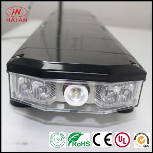 Newest Warning Security LED Warning Strobe Lightbar Police Roof Emergency Police/Ambulance/Firefighter Truck Lightbar pictures & photos
