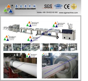 PPR Pipe Production Line/PVC Pipe Production Line/HDPE Pipe Production Line pictures & photos