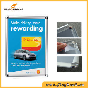 Poster Frame 32mm Edge Aluminium for Advertising pictures & photos