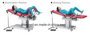 Electrical Childbirth Obstetric Delivery Table pictures & photos