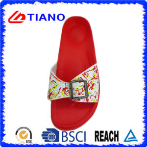 Hot Fashion Comfortable EVA Colorful Slipper for Women (TNK24574) pictures & photos