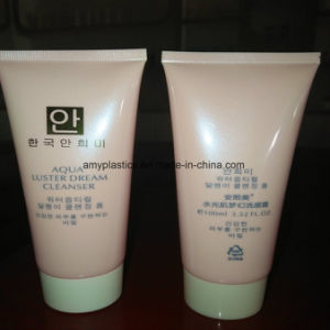 Plastic Tube for Facial Cleanser pictures & photos