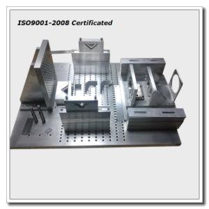 CNC Machining Aluminum Fixtures for Cutting Equipment pictures & photos
