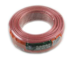 Compact High Performance Clear Jacket Speaker Wire pictures & photos