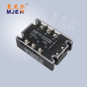 Three Phase Solid State Relay SSR DC/AC Gjh3-40da pictures & photos