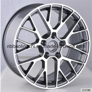20 Inch Alloy Wheel with 5X112/114.3/127/130 pictures & photos