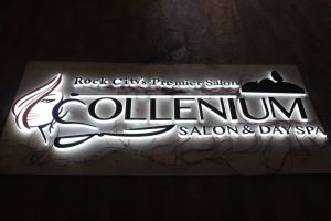 3D Illuminated Sign Acrylic Mini Channel Letter Sign pictures & photos