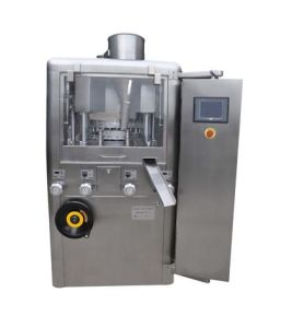 Zpw-23f-II Multi-Punches & Multi-Function Rotary Tablet Press