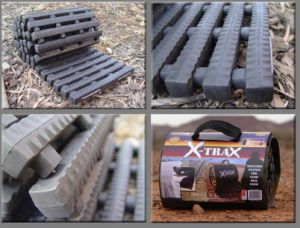 100*30cm Rubber Sand Track for off-Road Using pictures & photos