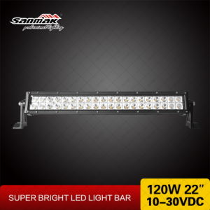 "22"" 120W High Lumen CREE Chips Offroad LED Light Bar pictures & photos"