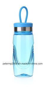 370ml Plastic Water Bottles with Screw Cap, Sport Water Bottle, Colorful Water Bottle pictures & photos