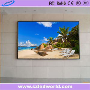 Indoor Full Color Fixed SMD High Brightness LED Display Board (P3, P4, P5, P6) pictures & photos