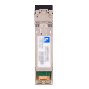 6.25GB/s SFP+ 10km 1310nm SM Duplex LC Optical Transceiver