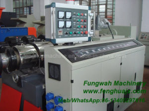 We Provide PVC Plastic Double Screw Extrusion Equipment pictures & photos