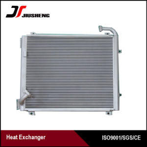 Brazed Aluminum Plate Fin Excavator Heat Exchanger pictures & photos