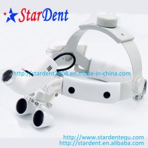 Deantal Magnification Binocular Surgical Loupes Magnifying Glass Medical Loupes pictures & photos