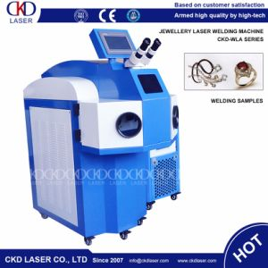 Laser Spot Jwewley Welder Welding Machine Price pictures & photos