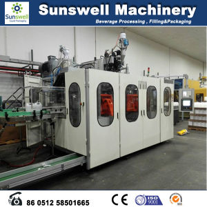 PE Extrusion Blow Molding Machine pictures & photos