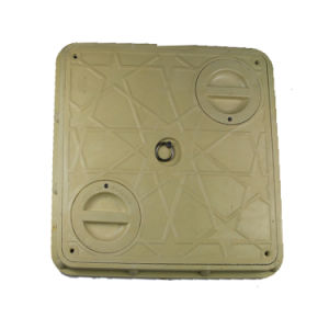 Professional Top Quality OEM Drawing FRP Manhole Cover pictures & photos