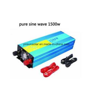 1500W Pure Sine Wave Inverter Solar Inverter pictures & photos