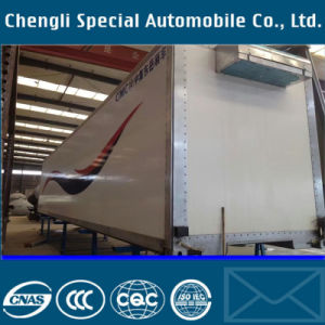 New China Made 3axles or 2axles Cargo Van Refrigerated Trailer pictures & photos