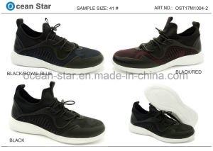 New Fashion Leasure High Quality New Design Man Sports Shoes pictures & photos