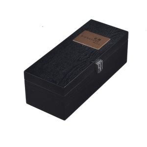 The Chinese Factory Wholesale Wine Packaging Wooden Box