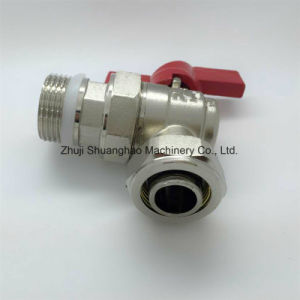 Floor Heating Pipe (aluminium plastic pipe) Water Separator, Angle Valve pictures & photos