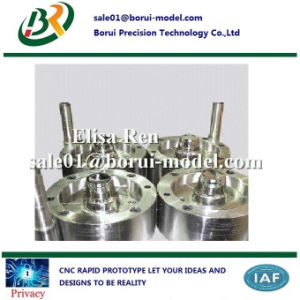 CNC Machine Parts Plastic Molding Auto Parts Injection Mould pictures & photos