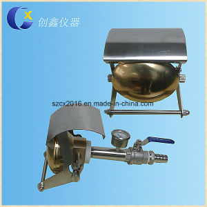 Spray Shower Tester Ipx3 Ipx4 Warter Jet Nozzle for IEC60529