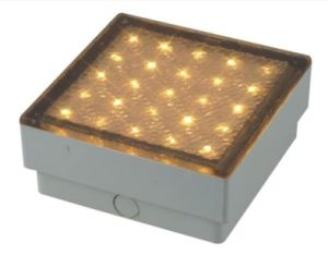 Square PC 2.2W LED Underground Lighting pictures & photos
