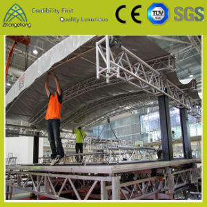 performance Truss System Design Stage Aluminum Spigot Rigging Event Square Truss (001) pictures & photos