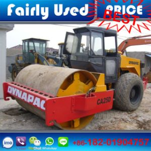 High Quality Used Dynapac Compactor Roller Ca25D of Single Drum pictures & photos