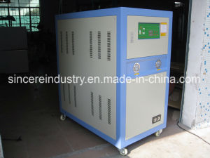 Water Cooled Water Chiller for Plastic pictures & photos