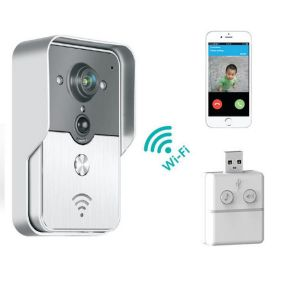 2016 New Design Wireless WiFi Video Door Phone, WiFi Doorbell Camera