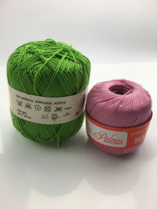 100% Acrylic Yarn for Knitting & Hand Knitting pictures & photos