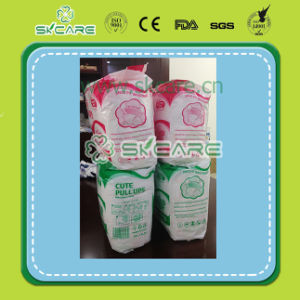 Customized Disposable Baby Diapers Pull up Pants pictures & photos