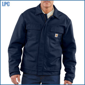 Policemen Jackets Flame Retardant with Wool for Uniform pictures & photos