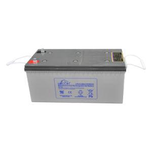 High Capacity Solar Power Battery True Hybrid Gel Battery 12V 200ah