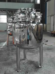100L Sterilization Infusion Preparation Tank, Magnetic Mixing Tank pictures & photos