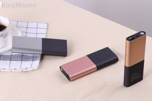 King Master High Quality Quick Charge 11000mAh Portable Power Bank pictures & photos