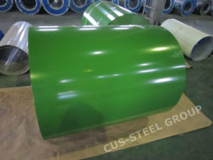 Prime Prepainted Zincalume Steel/Color Coated Galvalume Coiled PPGL pictures & photos